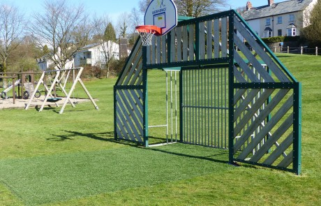 Multi Goal and Basketball Frame Exford